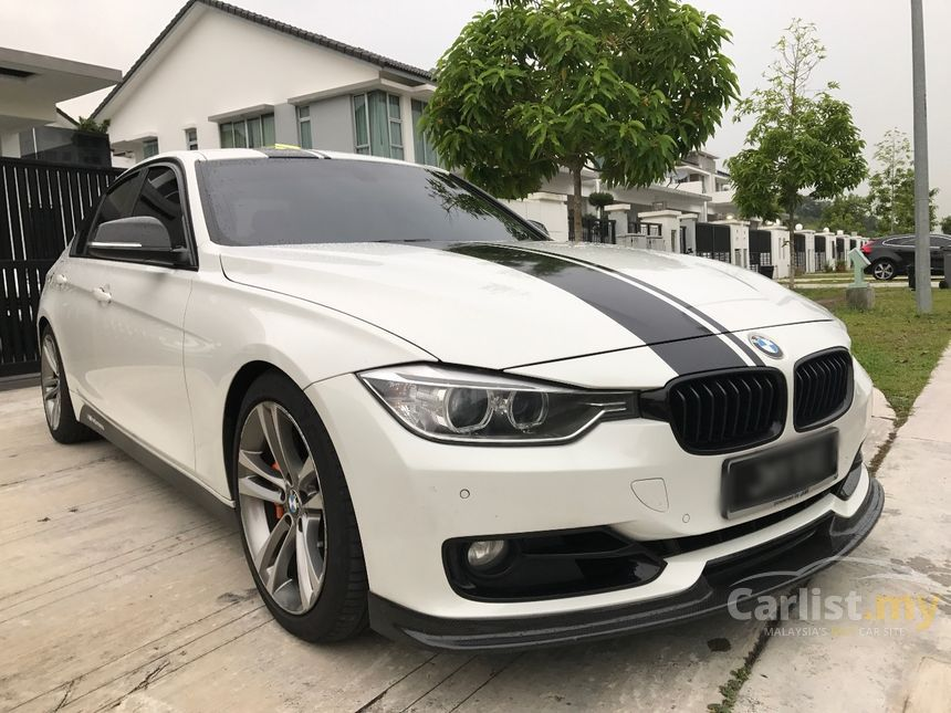 BMW 328i 2012 Sport Line 20 in Johor Automatic Sedan White for RM