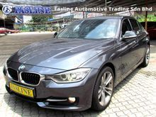 BMW 328I F30 2.0 (A) SPORT LOCAL SPEC (FULL LOAN) (0 DOWNPAYMENT) 2012