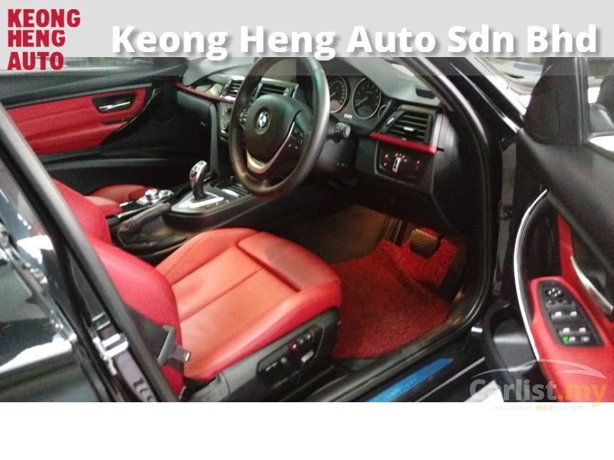 2012 BMW 328i Sport Line Sedan