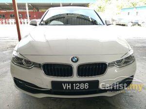 2016 BMW 330E IPERFORMANCE SPORT