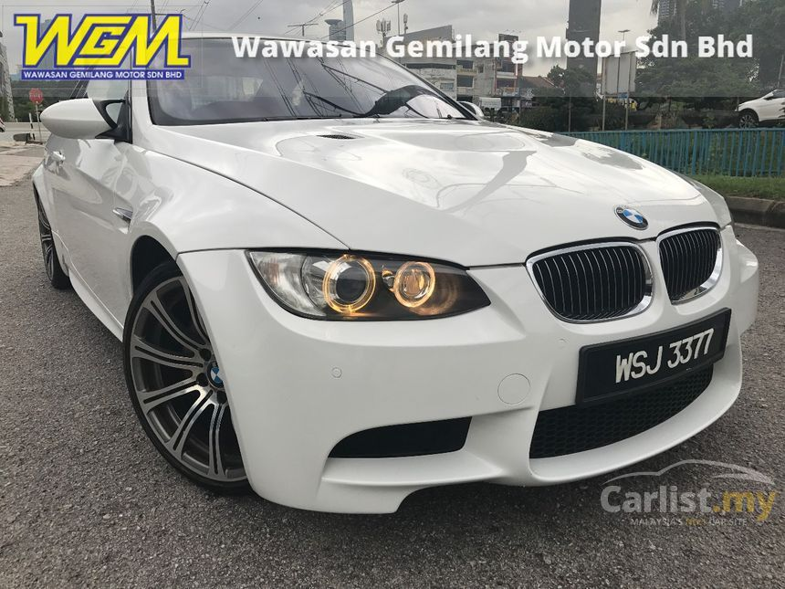BMW 335i 2009 N54 30 in Kuala Lumpur Automatic Coupe White for RM