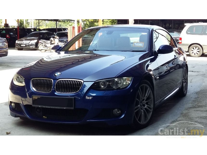 BMW I M Sport In Selangor Automatic Coupe Blue For RM - 2012 bmw 335i m sport