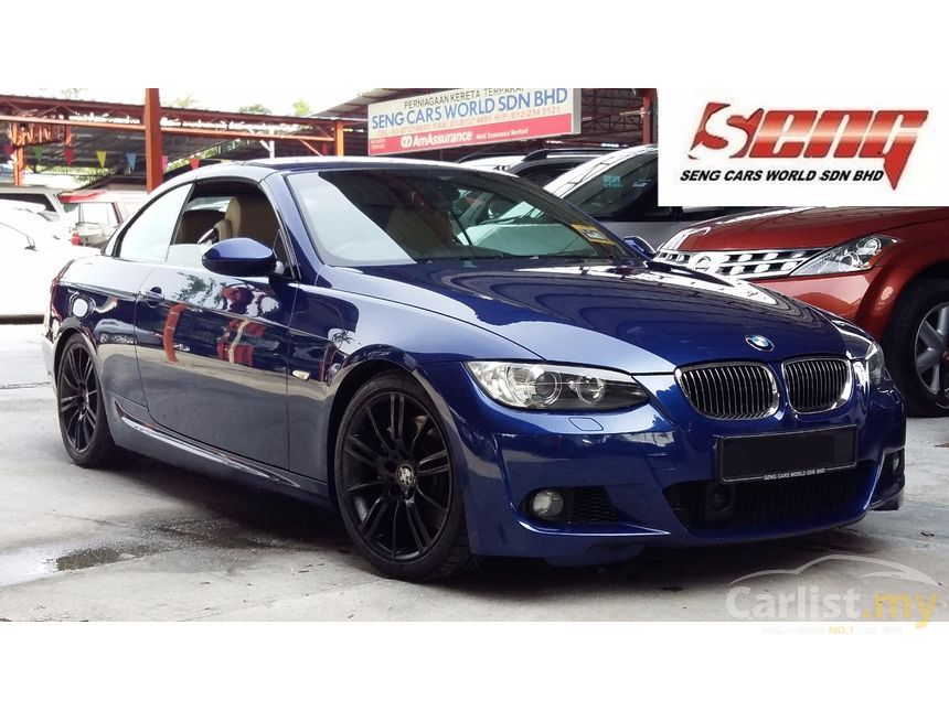 BMW 335i 2012 M Sport 30 in Selangor Automatic Coupe Blue for RM