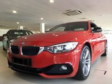 2016 BMW 420i 2.0 Sport Line Coupe 5 YEARS WARRANTY AND FREE SERVICE