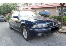 1999 - BMW 5 23i 2.5 (A) Sedan TO LET GO