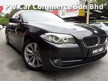 2011 BMW 520d 2.0 Sedan DIESEL TURBO ORIGINAL PAINT
