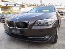 2012 BMW F10 520d 2.0 Diesel Local Full Service Record