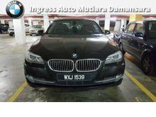 2012 BMW 520d 2.0 Sedan -- FULL SERVICE BEST DEAL --