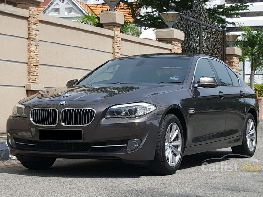 bmw 520d 2011 2 0 in penang automatic sedan brown for rm 128 000 3356008. Black Bedroom Furniture Sets. Home Design Ideas
