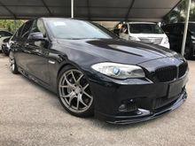 2012 BMW 520i 2.0 M Sport Full spec