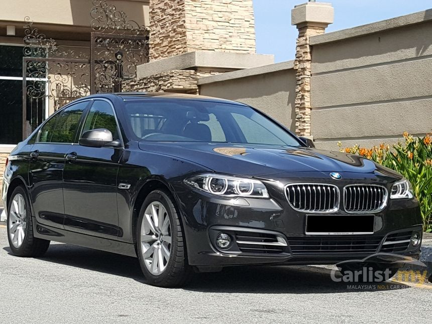 Bmw 520i 2015 2 0 In Penang Automatic Sedan Brown For Rm 243 000 3363833 Carlist My