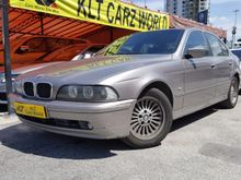 CHEAPEST IN MARKET 2002 BMW 520i 2.2 Sedan - E39 MODEL,  SELLING CHEAP SELLING FAST, PREVIOUS OWNER GOT MAINTAIN THE CAR