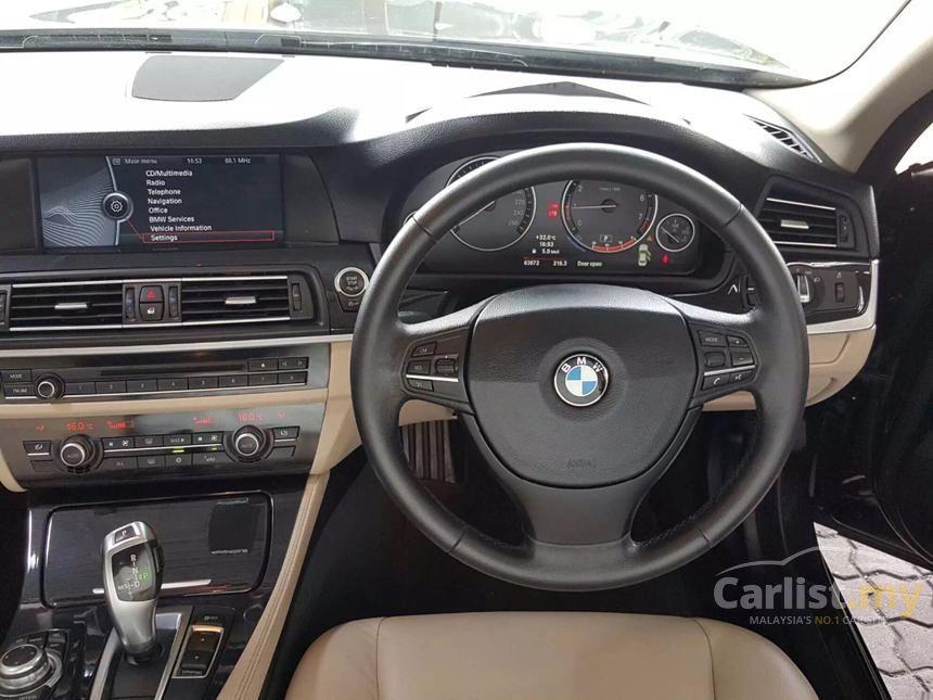 2013 BMW 520i Sedan