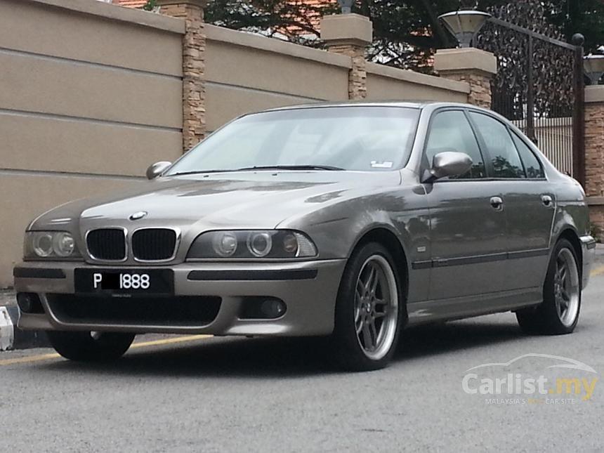 1996 BMW 520i Sedan