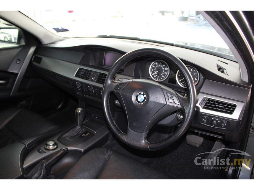 2004 BMW 520i Sedan