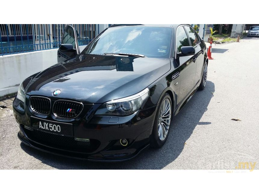 bmw 520i 2004 2 2 in selangor automatic sedan black for rm 70 000 3279597. Black Bedroom Furniture Sets. Home Design Ideas
