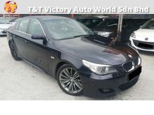 BMW 520i 2.2 ** FINAL CNY MONTH MASSIVE DISCOUNT ** ORIGINAL GOOD CONDITION ** POPULAR MODEL ** SPORTY INTERIOR ** LIKE NEW **