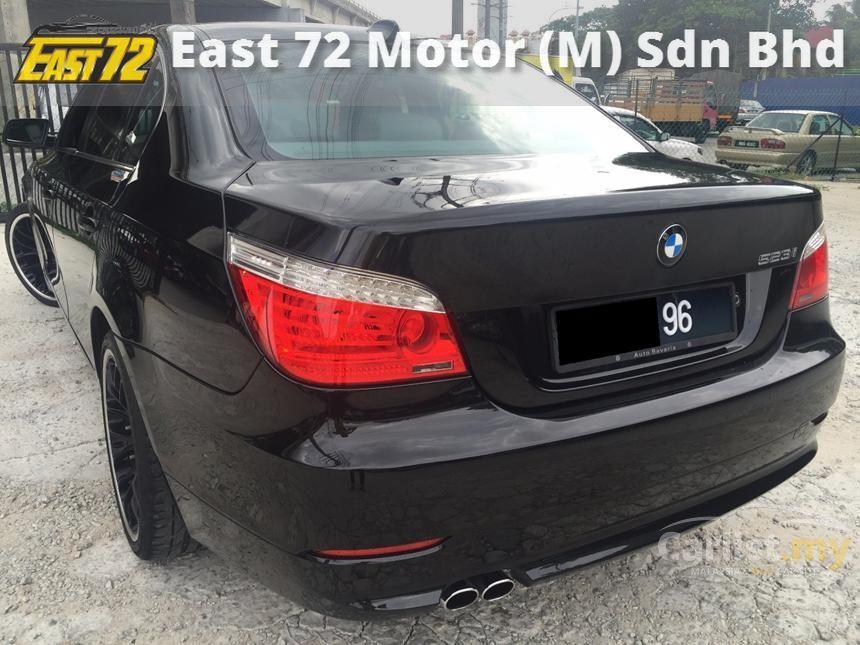 2010 BMW 523i Exclusive Elite Sedan