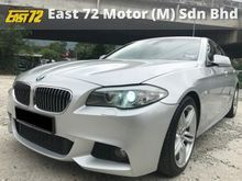 2011 BMW 523i 2.5 M Sport F10 NEW MODEL FULL SERVICE LOCAL MAKE FU LON ON THE ROAD