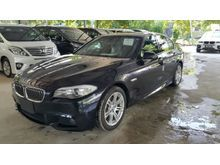2011 BMW 523i 2.5 M Sport Sedan