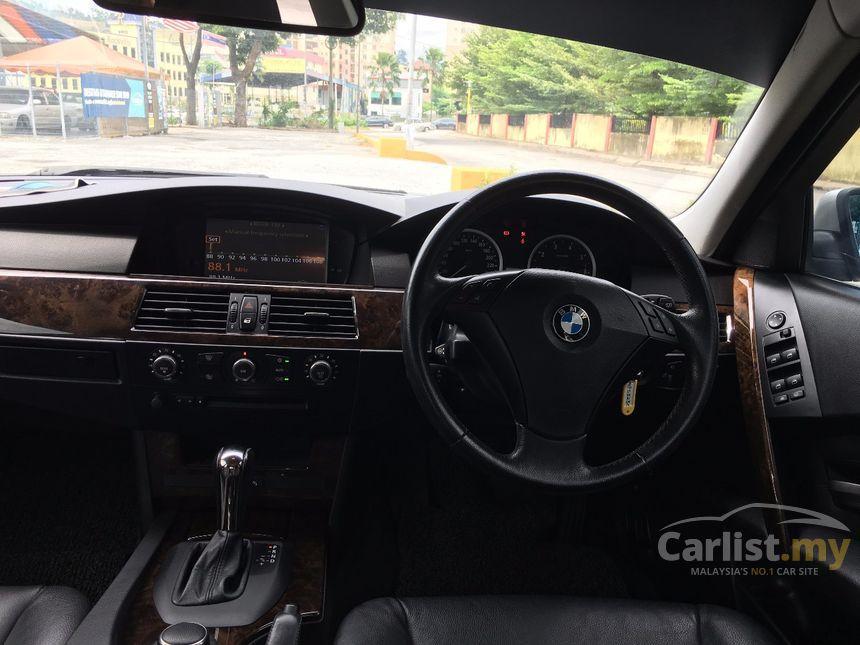 2007 BMW 523i SE Sedan
