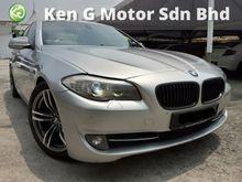 2011 BMW 523i 3.0 SE Sedan F10 FULL SPEC