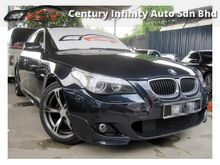 BMW 523i 2.5 (A) E60 525i CKD MODEL , CONVERT M-SPORT BODY (YEAR MADE 2007)