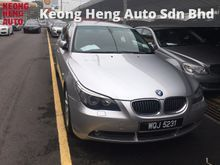 2007 BMW 523i 2.5 E60 (A) BEST DEAL