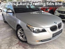 2010 BMW 523i 2.5 (A) (LOCAL SPEC) (GENUINE MANUFACTURED YEAR) (FULL SERVICES RECORD) (HIGH SPEC) (SUNROOF) (PUSH START) 2010