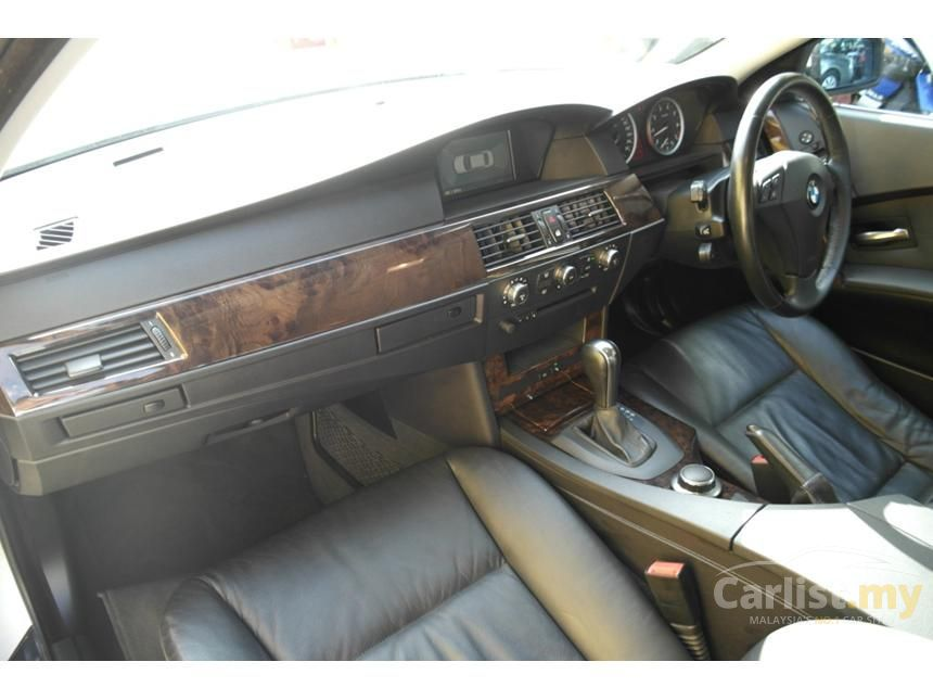 2006 BMW 523i Sedan