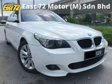 2006 BMW 525i 2.5 E60 LOCAL SPEC ONE OWNER FULL LOAN