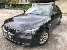 NEW STOCK - 3 DIGITS PLATE NUMBER- BMW 525i 2.5 ONLY 1 IN MARKET WITH VACUUM DOOR - POWERFUL ENGINE , TIDY INTERIOR