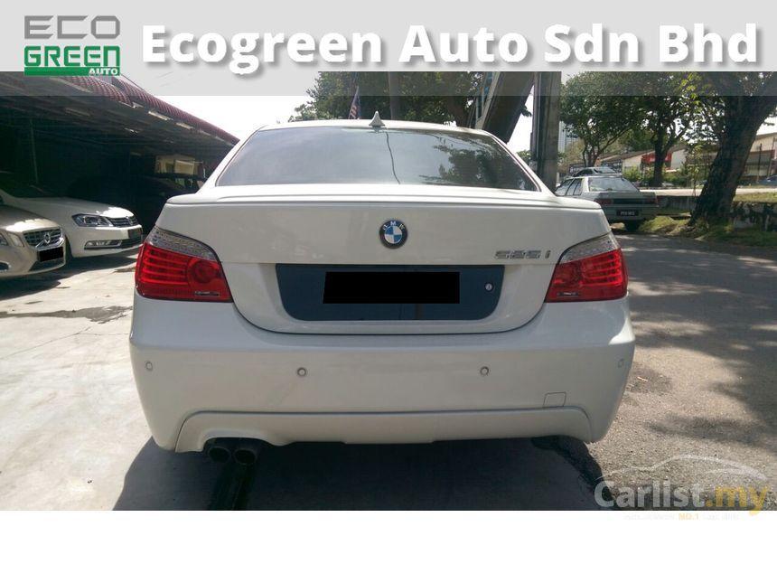 2009 BMW 525i Sports Sedan
