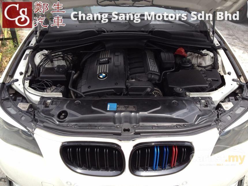 2008 BMW 525i Sports Sedan