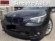 2008 BMW 525i 2.5 New Facelift LCi M Sports E60 08