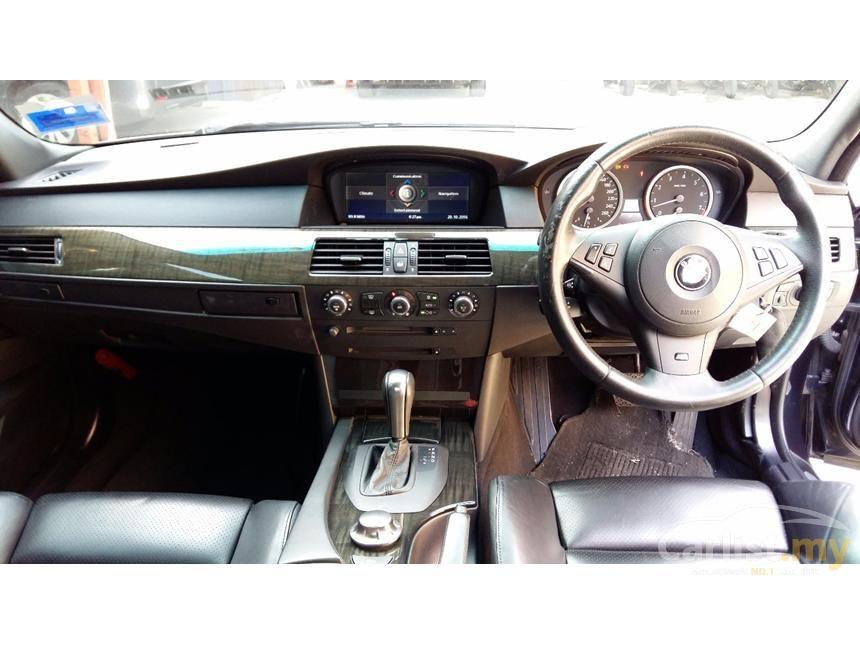 2007 BMW 525i Sports Sedan