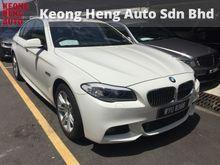 2013 BMW 528i 2.0 M-Sport 20K Full Service Record