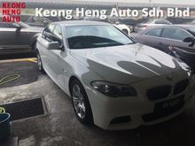 2012 BMW 528i 2.0 M SPORT (A) BEST DEAL
