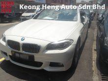 2012 BMW 528i 2.0 M Sedan