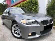 2012 BMW 528i F10 M SPORT 2.0 TWIN POWER TURBO PADDLE SHIFT HUD F.SPEC LOCAL 12