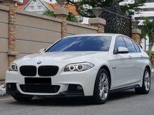 2012 BMW 528I (A) F10 ORIGINAL M SPORT HGH SPECCKD BY BMW MALAYSIA