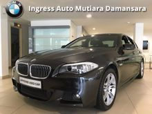 2012 BMW 528i 2.0 M Sedan BMW FULL SERVICE RECORD