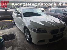 2012 BMW 528i 2.0 M SPORT TWIN TURBO (A)