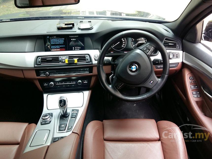 BMW 528i 2013 M Sport 20 in Selangor Automatic Sedan Grey for RM