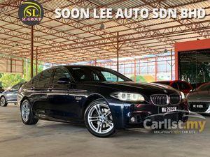 2014 BMW 528i 2.0 M Sport Sedan (A) FULL SERVICE RECORD