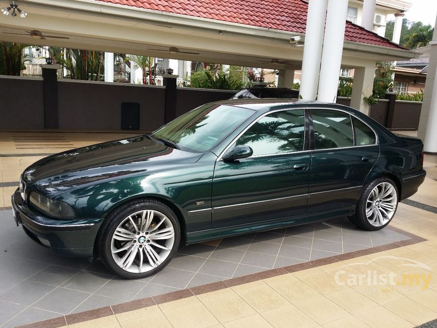 bmw 528i 1997 2 8 in selangor automatic sedan green for rm 27 999 3381050. Black Bedroom Furniture Sets. Home Design Ideas