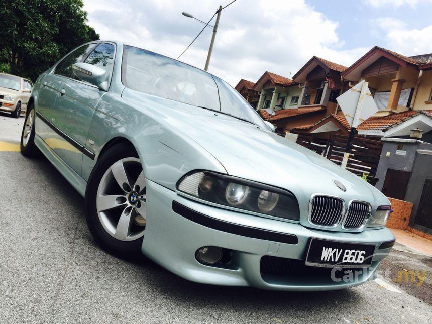 BMW 528i 2000 28 in Selangor Automatic Sedan Silver for RM 15999