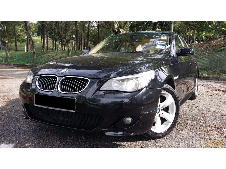 bmw 530i 2007 3 0 in kuala lumpur automatic sedan black. Black Bedroom Furniture Sets. Home Design Ideas
