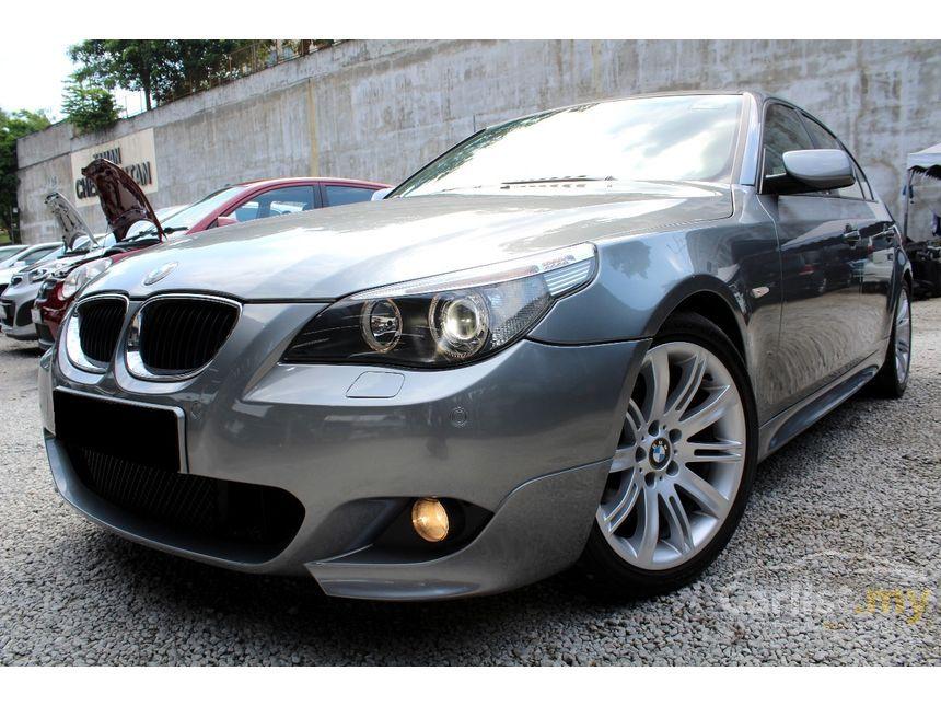 BMW 530i 2004 30 in Selangor Automatic Sedan Grey for RM 44950