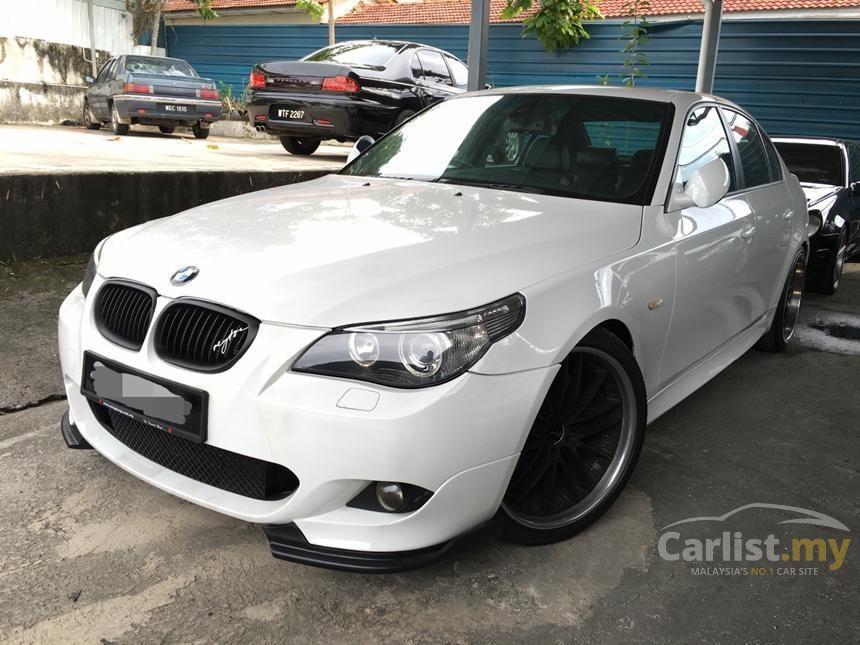 Worksheet. BMW 530i 2005 30 in Kuala Lumpur Automatic Sedan White for RM